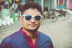 Portrait on road Streetphotography (shovon.sumit) Tags: portrait streetphotography bangladesh lightroom nikon 1855 kitlens minimal