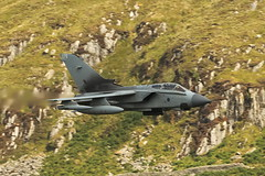 Panavia Tornado GR4 (andrewlee666) Tags: raf raf100 tornado mach loop military low level flying panavia gr4