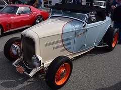 1932 Ford So-Lo II, roadster (D70) Tags: oceanparkford hotrodshow 2018 surrey britishcolumbia canada soloii roadster hotrod quartermilers victoria bc 1932 ford nikon d750 28300mm f3556 ƒ90 283mm 1250 100