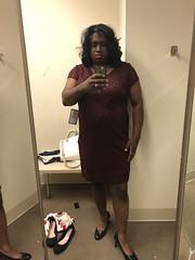 Fancy short dress (shayla981) Tags: