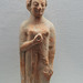 South Italian terracotta kore figure