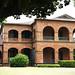 brick building (the British Consular Residence)