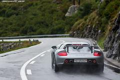 Carrera GT (Gaetan | www.carbonphoto.fr) Tags: porsche carrera gt supercars hypercars cars coche auto automotive fast speed exotic luxury great incredible worldcars carbonphoto andermatt san gottardo soc soc2018 supercarownerscircle