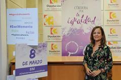 FOTO_Presentación Plan de Igualdad_01 (Página oficial de la Diputación de Córdoba) Tags: dipucordoba diputación de córdoba anamaríaguijarro igualdad 8 marzo mujer mujeres plan presentación