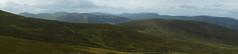 Mountains of Glenshee (steve_whitmarsh) Tags: aberdeenshire scotland scottishhighlands highlands mountain hills panorama topic abigfave