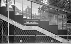 ANALOGUE STOCKHOLM (BambiValentee) Tags: stockholm sweden analog analogue street streetphotography 35mm 35 filmisnotdead film is dead developing darkroom xtol agfa konica hexacon autoreflextc autoreflex black white blackwhite blackandwhite grain