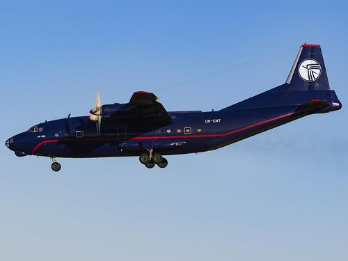 Ukraine Air Alliance | Antonov An-12BK | UR-CNT