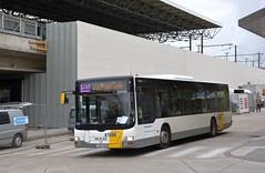 550436 55 (brossel 8260) Tags: belgique bus prives westvlaanderen delijn