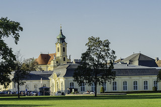 Parish church Laxenburg