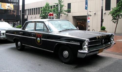 Clarkstown NY Police - 1963 Pontiac Catalina (5)
