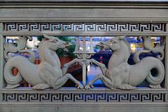 Geländer der Schloßbrücke (Pascal Volk) Tags: berlin mitte schlosbrücke brücke bridge puente baranda balustrade berlinmitte wideangle weitwinkel granangular superwideangle superweitwinkel ultrawideangle ultraweitwinkel ww wa sww swa uww uwa sommer summer verano canoneos6d sigma24mmf14dghsm|art 24mmf14 24mmlens unpointquatre onepointfour 24mm manfrotto mt055xpro3 468mgrc2 dxophotolab