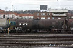 33 80 7883 081-1 - vtg - aachen west - 8312 (.Nivek.) Tags: uic type z gutenwagen gutenwagens guten wagen wagens goederenwagen goederenwagens goederen tankcar tankcars tank car cars