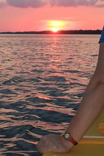 7:30 Sunset, September First.