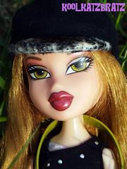 CLOSE UP OF WILDLIFE SAFARI MEYGAN (KoolKatzBratz) Tags: bratz meygan brat doll dolls mgaentertainment mga collectors collection pretty fashion passion photography