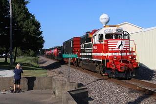 OAR Safety Train