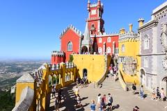 Palacio National da Pena, Sintra, Portugal, August 2018 1040 (tango-) Tags: portugal portogallo 葡萄牙 португалия البرتغال ポルトガル palaciodelapena penanationalpalace sintra