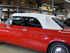 Chevrolet Corvair Monza Verdeck 1962 - 1969 Nachher (best_of_ck-cabrio) Tags: chevrolet corvair monza verdeckbezug verdeck cabrio montage verdeckmontage car ckcabrio
