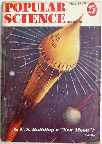 Popular Science magazine (1949), From FlickrPhotos