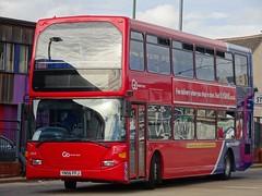 Go North East 6169 / YN56 FFJ (TEN6083) Tags: consett consettbusstation omnidekka eastlancs n94ud scania yn56ffj 6169 gonortheast nebuses bus