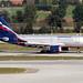 Aeroflot - Russian Airlines Airbus A319-111 VP-BWJ