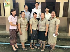 Internship in Lao PDR