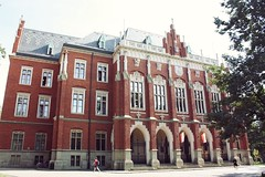 Jagiellonian University, Kraków (Gondolin Girl) Tags: krakow poland europe travel city holiday holidays break citybreak architecture church