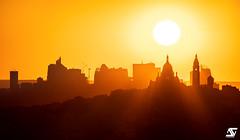 Shadow & light (A.G. Photographe) Tags: anto antoxiii xiii ag agphotographe paris parisien parisian france french français europe capitale d850 nikon sigma 150600 sacrécoeur montmartre ladéfense