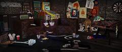 Maid Wanted (Sadystika Sabretooth) Tags: badunicorn commoner coppermill elibaily floorplan halfdeer ionic jian kalopsia katatonik omen secondspaces shades tartessosarts events homedecor secondlife shopping