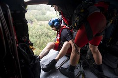 Coast Guard Rescues 37 People, 7 Dogs, 4 Cats from Flooding (Coast Guard News) Tags: uscg coastguard military hurricaneflorence hurricane florence sar searchandrescue elizabethcity airstation northcarolina rescue medevac evacuate flood jayhawk rain rescueswimmer ast saviors heroes rockypoint smalltown help sos wilmington unitedstates us