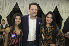 Confraternização com amigos da CEASA - Restaurante Dom Antonio