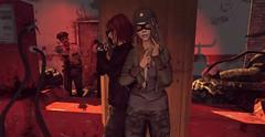 Red dawn (ecerinei) Tags: valekoer ro re foxy elua arcade clavv collabor88 ed evani kustom9 sense shinyshabby thebeardedguy toksik uber