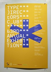 1-1 TDC63 at Bridgeport (Type Directors Club) Tags: typedirectorsclub universityofbridgeport bridgeport connecticut art exhibition graphicdesign design typeface typography