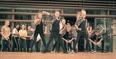 Streetdance girls. (Alex-de-Haas) Tags: 70200mm alkmaar d850 dutch holland kuub kickit moves movesalkmaar mixup nederland nederlands netherlands nikkor nikkor70200mm nikon noordholland timesup breakdance child children dance danceschool dancer dancers dans danser danseres danseressen dansers dansschool festival festivalkuub freestyle girls hiphip kid kids kind kinderen lente meisje meisjes mensen optreden people performance school show showbiz spring streetdance nl