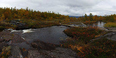 2016 / Day 1 / On Padjelanta trail from Änonjalme (Northern Adventures) Tags: sarek sareknationalpark nationalpark sweden sverige lapland lappi lappland lapp sápmi sapmi padjelanta padjelantaleden autumn fall september landscape scenery scenic hike hiking walk walking trek trekking backpacking adventure outdoors outdoor journey trip exploration
