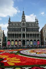 Les parures de la Maison du Roi (CORMA) Tags: 2018 belgique belgium bruxelles brussels tapisdefleurs flowercarpet europe guanajuato mexique maisonduroi belgië