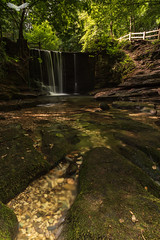 Plas Power waterfall (Andy Davis Photography) Tags: plaspower waterfall riverclywedog offasdyke clywedogvalley woodland river pool canon