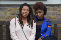 DSC_6676 John Wesley's Chapel City Road London with Alesha from Jamaica and Tricia from Ghana Two Beautiful Ladies (photographer695) Tags: john wesley's chapel city road london with alesha from jamaica tricia ghana two beautiful ladies