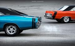 1968 Dodge Charger - Shot 8 (Dejan Marinkovic Photography) Tags: 1968 dodge charger mopar muscle car american classic dart bumble blee stripe vinyltop