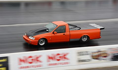 Ford_2357 (Fast an' Bulbous) Tags: drag race strip track car vehicle automobile santapod fast speed power acceleration motorsport hotrod outdoor nikon d7100 gimp