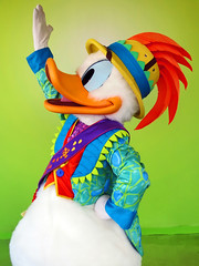 Donald Duck (meeko_) Tags: donald duck donaldduck characters disneycharacters celebrationwelcomecenter donaldsdinobash dinolandusa disneys animal kingdom disneysanimalkingdom themepark walt disney world waltdisneyworld florida incrediblesummer