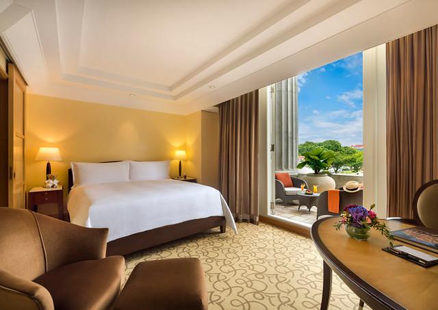 アフタヌーンティーで人気のホテル フラートンホテル