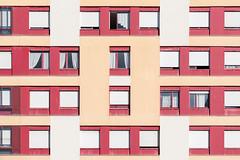 Frogger (_LABEL_3) Tags: architecture architektur facade fassade fenster linien serielleswohnen window
