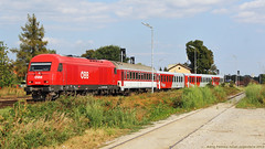 Aires internacionals (tunel_argentera) Tags: obb oebb siebenbrunn leopoldsdorf zug train tren ferrocarril eisenbahn railway wien bratislava