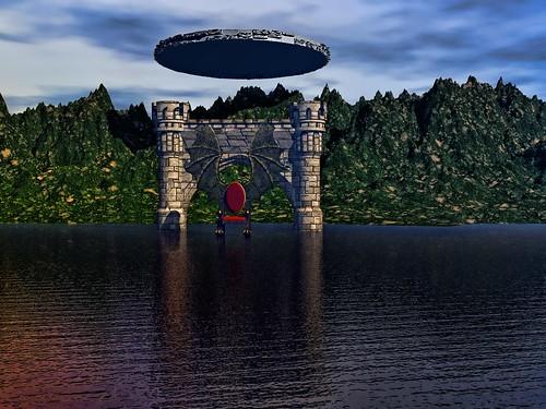The Alien Star Delton