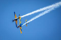 _Z2A9671 (Fabiosantos25) Tags: esquadrilhadafumaça esquadrilha 5dmkiv ef100400isii ef100400mmisii ef100400ii 7desetembro setedesetembro independencia smokesquadron supertucano avião plane sky blue azul brasil brazil