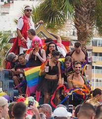 Benidorm Pride. 2018. (CWhatPhotos) Tags: cwhatphotos olympus four thirds 43 omd em10 ii digital camera photographs photograph pics pictures pic picture image images foto fotos photography artistic that have which with contain artistc color colors coloulrs colour gaypride 2018 parade gaypride2018benidorm gaypride2018 benidorm costa blanca levante beach seaside