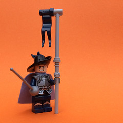 Valiant Protector (FxanderW) Tags: lego fantasy medieval wizard mage knight soldier hero villain rp dwarf enchantress hunter witch pirate figbarf minifigures minifigure
