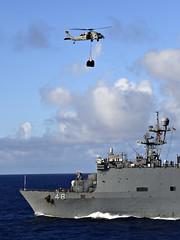 180907-N-RI884-0233 (SurfaceWarriors) Tags: usswasp sailors usswasplhd1 philippinesea japan jpn