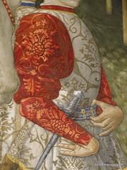O9071715 DSC03723 (pierino sacchi) Tags: benozzogozzoli cappella deimagi firenze florence palazzomediciriccardi particolare