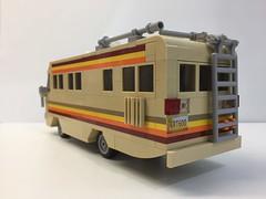 LEGO Breaking Bad RV (MOMAtteo79) Tags: crystal ship lego breaking bad moc heisenberg walter white pinkman jesse